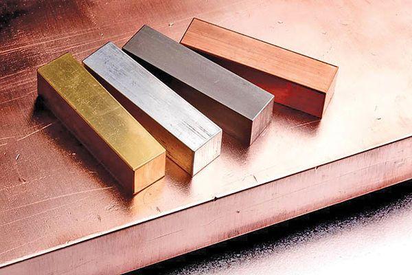 فلزات در گذر زمان