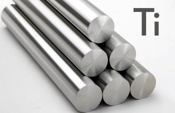 ویژگی های فلز تیتانیوم